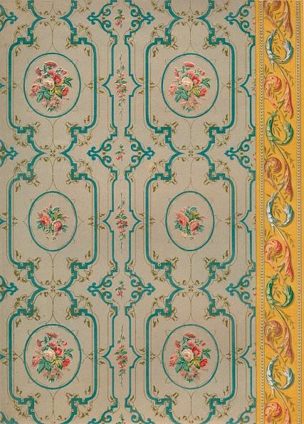 Floral Pattern「Tapestry Hangings 1893」:写真・画像(17)[壁紙.com]