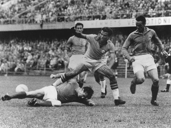 1958「World Cup 1958」:写真・画像(2)[壁紙.com]