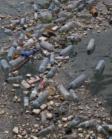 Ugliness「Plastic bottles and garbage floating in Indian Ocean.」:スマホ壁紙(18)
