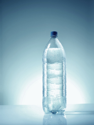 Water Bottle「Plastic bottle of mineral water. Condensation」:スマホ壁紙(19)