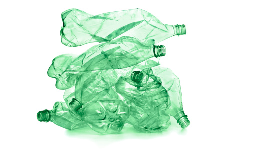 Heap「Plastic bottles for recycle」:スマホ壁紙(2)
