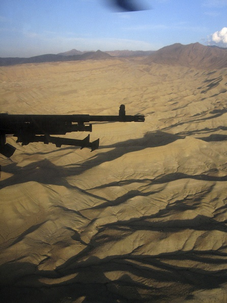 Extreme Terrain「U.S. Forces Hunt Taliban Near Pakistan Border」:写真・画像(16)[壁紙.com]
