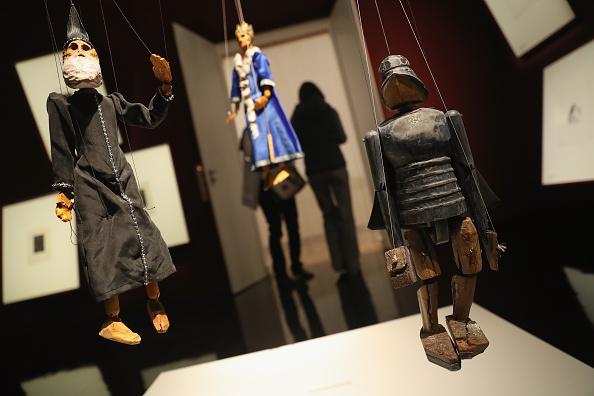 Puppet「Jewish Museum Shows Golem Exhibition」:写真・画像(7)[壁紙.com]