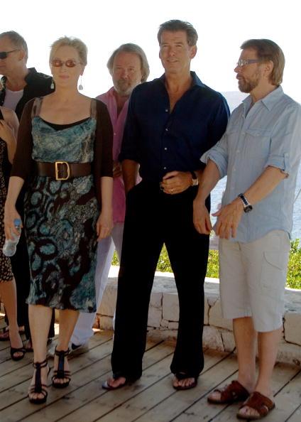 Bjorn Ulvaeus「Mamma Mia! - International Photocall」:写真・画像(2)[壁紙.com]