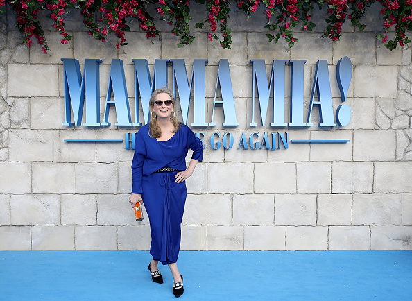 "Mamma Mia Here We Go Again「""Mamma Mia! Here We Go Again"" - UK Premiere - Red Carpet Arrivals」:写真・画像(4)[壁紙.com]"