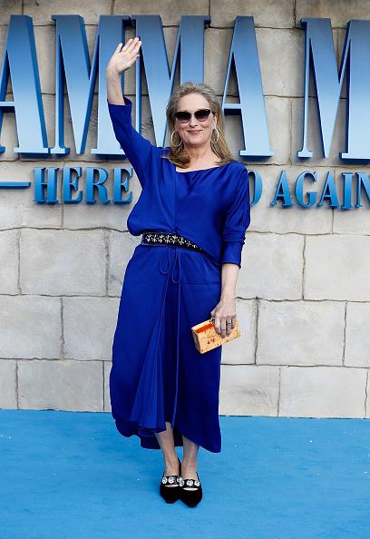 "Mamma Mia Here We Go Again「""Mamma Mia! Here We Go Again"" - UK Premiere - Red Carpet Arrivals」:写真・画像(1)[壁紙.com]"