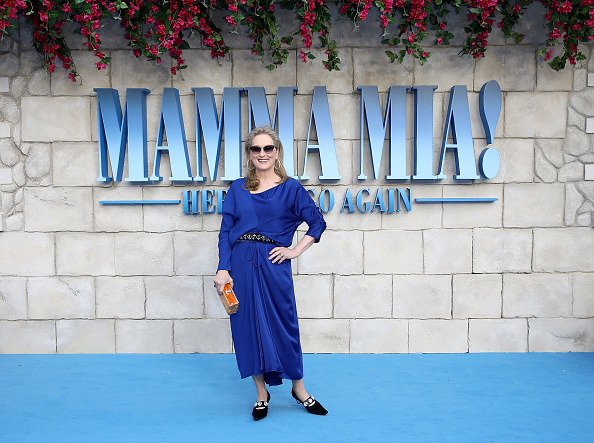"Mamma Mia Here We Go Again「""Mamma Mia! Here We Go Again"" - UK Premiere - Red Carpet Arrivals」:写真・画像(2)[壁紙.com]"