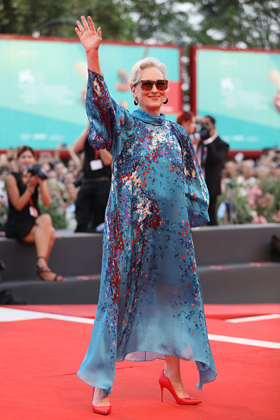 "76th Venice Film Festival「""The Laundromat"" Red Carpet Arrivals - The 76th Venice Film Festival」:写真・画像(14)[壁紙.com]"