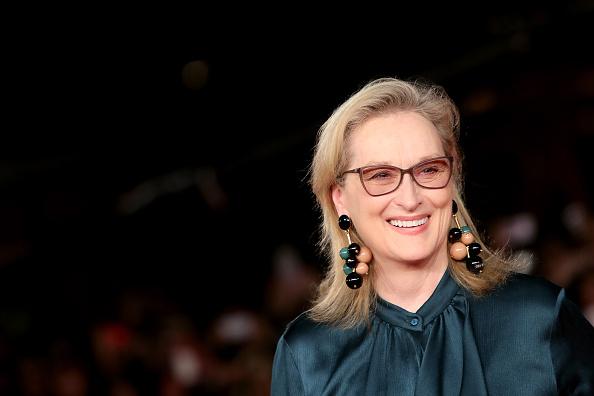 Meryl Streep「'Florence Foster Jenkins' Red carpet - 11th Rome Film Festival」:写真・画像(14)[壁紙.com]