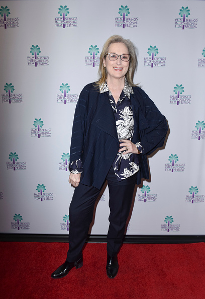 "Blue Pants「29th Annual Palm Springs International Film Festival Opening Night Screening ""The Post"" & Reception」:写真・画像(4)[壁紙.com]"
