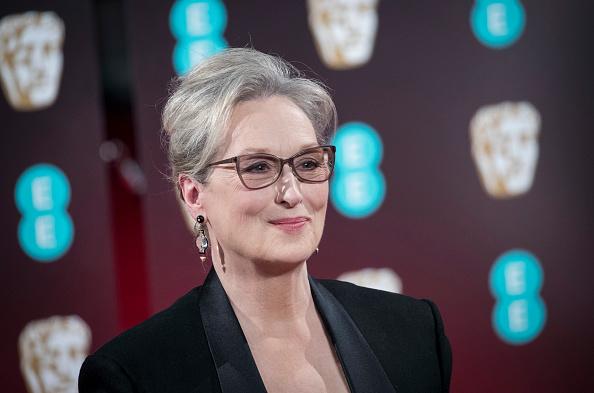 Meryl Streep「EE British Academy Film Awards - Red Carpet Arrivals」:写真・画像(4)[壁紙.com]