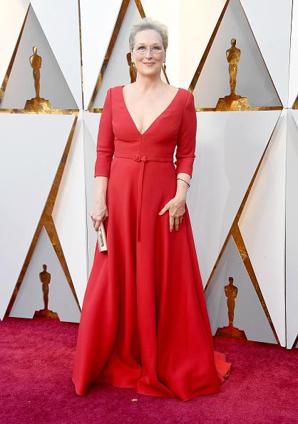 Meryl Streep「90th Annual Academy Awards - Arrivals」:写真・画像(2)[壁紙.com]