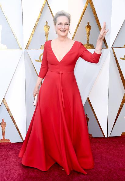 Meryl Streep「90th Annual Academy Awards - Arrivals」:写真・画像(5)[壁紙.com]