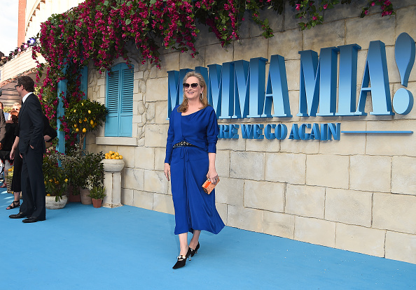 Mamma Mia Here We Go Again「Mamma Mia! Here We Go Again World Premiere」:写真・画像(0)[壁紙.com]
