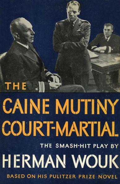 Pulitzer Prize「The Caine Mutiny Court-Martial by Herman Wouk cover」:写真・画像(19)[壁紙.com]