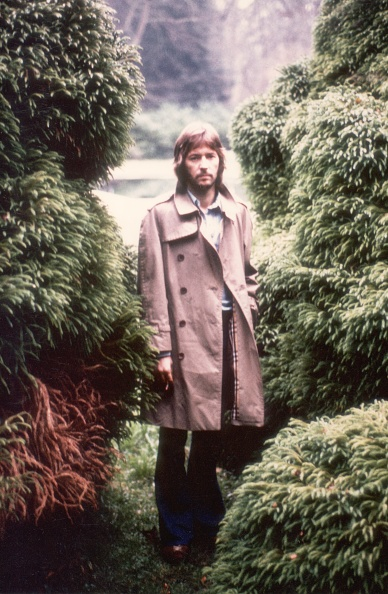Waterproof「Eric Clapton At Home」:写真・画像(7)[壁紙.com]