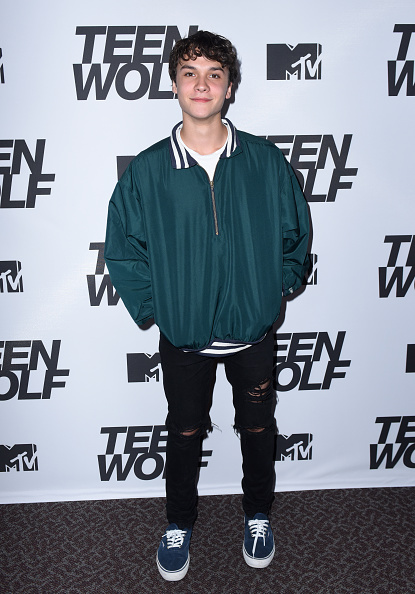 カリフォルニア州「MTV Teen Wolf 100th Episode Screening and Series Wrap Party」:写真・画像(9)[壁紙.com]