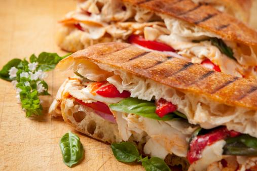 Ciabatta「Panini Sandwiches」:スマホ壁紙(7)