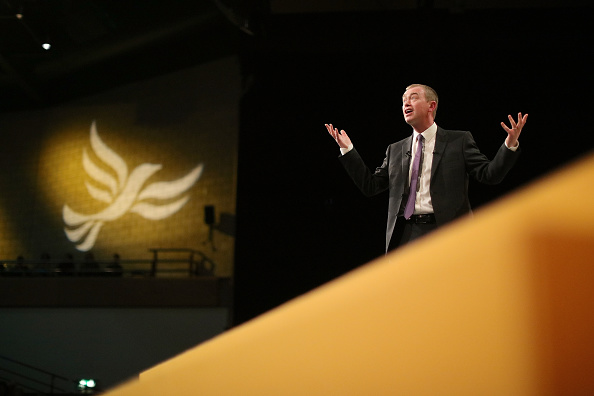 York - Yorkshire「Liberal Democrat Party Hold Their Annual Spring Conference」:写真・画像(19)[壁紙.com]