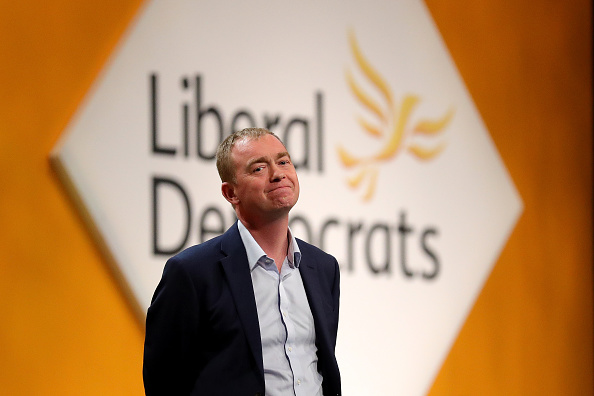 York - Yorkshire「Liberal Democrat Party Hold Their Annual Spring Conference」:写真・画像(15)[壁紙.com]