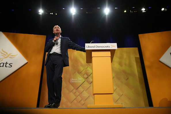 York - Yorkshire「Liberal Democrat Party Hold Their Annual Spring Conference」:写真・画像(16)[壁紙.com]