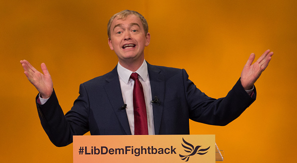 Matt Cardy「Liberal Democrats Autumn Conference 2015 - Day 5」:写真・画像(6)[壁紙.com]