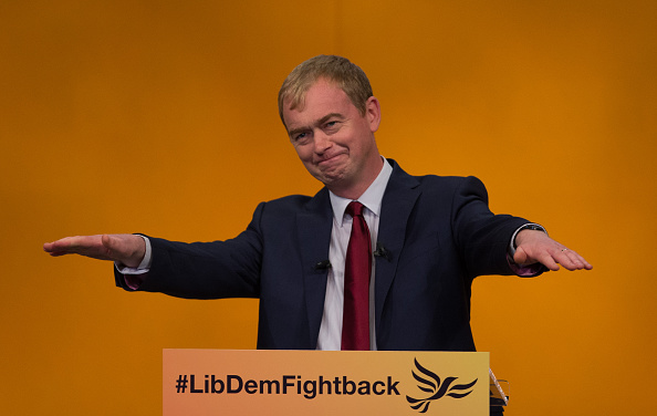 Matt Cardy「Liberal Democrats Autumn Conference 2015 - Day 5」:写真・画像(7)[壁紙.com]