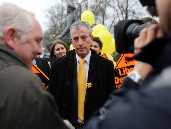 Matt Cardy「Canvassing For Votes Continues In Eastleigh As Polling Day Approaches」:写真・画像(11)[壁紙.com]