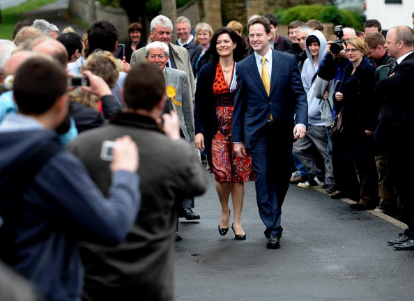 Methodist「Nick And Miriam Clegg Cast Their Vote In The 2010 General Election」:写真・画像(0)[壁紙.com]