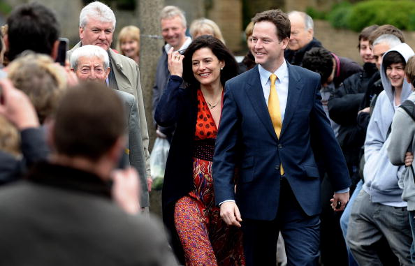 Methodist「Nick And Miriam Clegg Cast Their Vote In The 2010 General Election」:写真・画像(1)[壁紙.com]