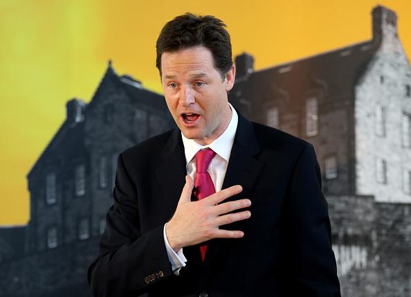Vitality「Nick Clegg Takes The Lib Dem Campaign To Edinburgh」:写真・画像(7)[壁紙.com]