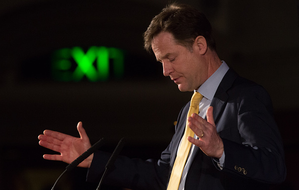 Politics and Government「Ed Miliband and Nick Clegg Attend Citizens UK Event In London」:写真・画像(16)[壁紙.com]