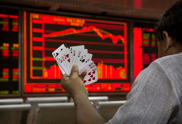 Economy「China Stock Markets Remain Volatile Amid Economy Fears」:写真・画像(4)[壁紙.com]