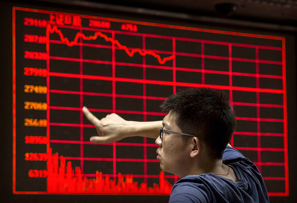 Economy「China Stock Markets Remain Volatile Amid Economy Fears」:写真・画像(1)[壁紙.com]