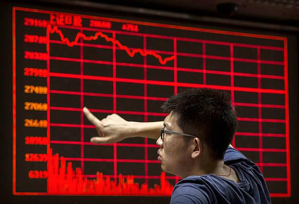 China Stock Markets Remain Volatile Amid Economy Fears:ニュース(壁紙.com)
