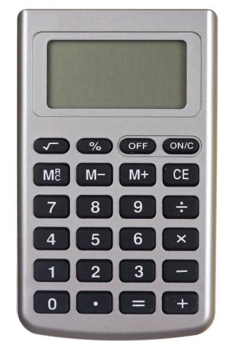 Zero「Isolated On White Background Calculator」:スマホ壁紙(16)