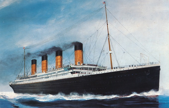 Color Image「The Rms Titanic Creator: Unknown」:写真・画像(13)[壁紙.com]