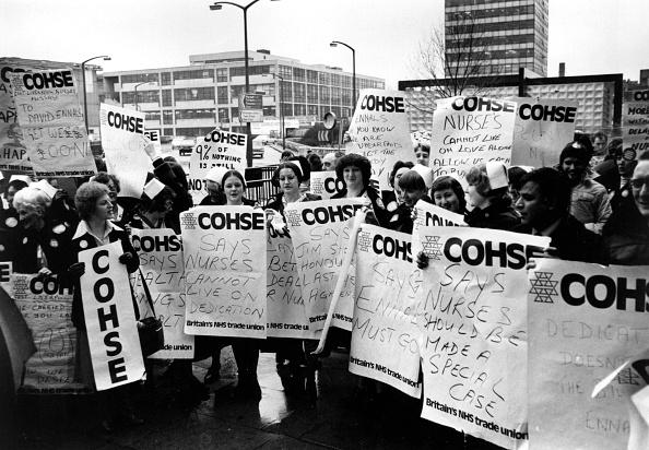 Placard「Nurses Protest」:写真・画像(2)[壁紙.com]