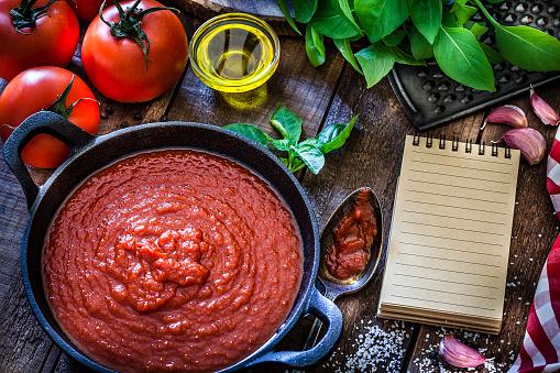 Cast Iron「Tomato sauce recipe」:スマホ壁紙(0)