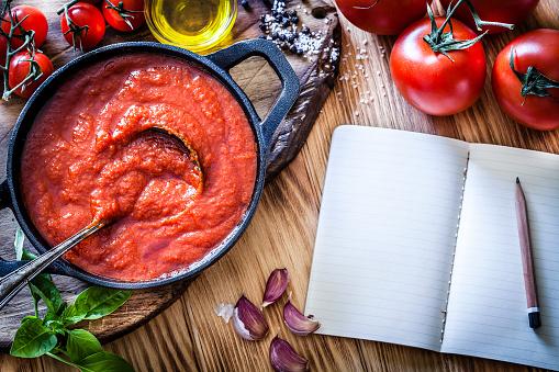Cast Iron「Tomato sauce recipe」:スマホ壁紙(6)