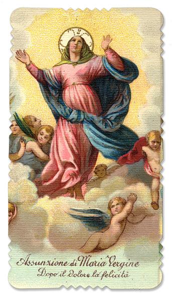 Virgin Mary「ASSUMPTION OF MARY VIRGIN」:写真・画像(0)[壁紙.com]