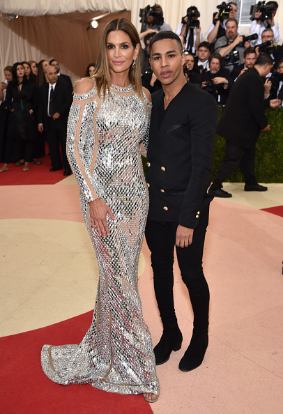 "Olivier Rousteing - Fashion Designer「""Manus x Machina: Fashion In An Age Of Technology"" Costume Institute Gala - Arrivals」:写真・画像(15)[壁紙.com]"