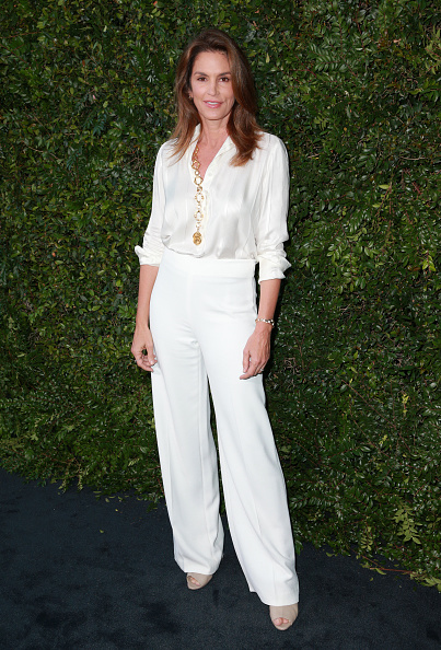 Cindy Crawford「CHANEL Dinner Celebrating Our Majestic Oceans, A Benefit For NRDC」:写真・画像(19)[壁紙.com]