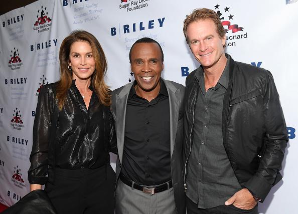 夜景「B. Riley & Co. And Sugar Ray Leonard Foundation's 8th Annual 'Big Fighters, Big Cause' Charity Boxing Night」:写真・画像(17)[壁紙.com]