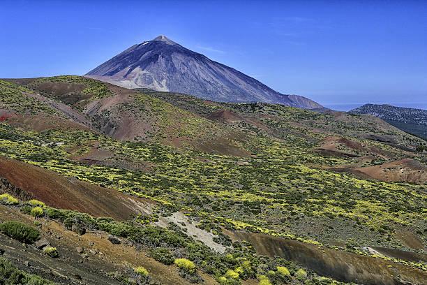 Spain, Tenerife, landscape at Teide National Park:スマホ壁紙(壁紙.com)