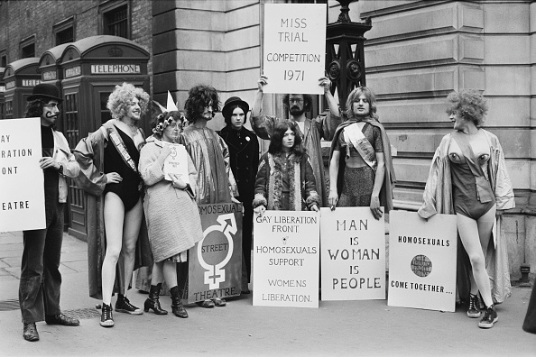 Day「Gay Liberation Front」:写真・画像(0)[壁紙.com]