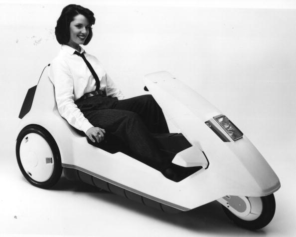 Bizarre Vehicle「The C5」:写真・画像(1)[壁紙.com]