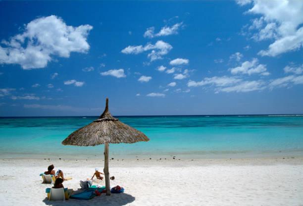 White Sand Beach, Mauritius:ニュース(壁紙.com)