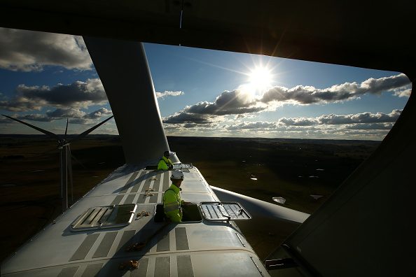 On Top Of「General Views Of Taralga Wind Farm」:写真・画像(5)[壁紙.com]