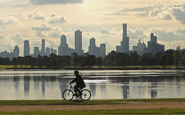 Melbourne - Australia「General Views Of High Rise Tower Blocks In Melbourne」:写真・画像(14)[壁紙.com]